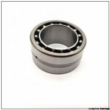 30 mm x 62 mm x 10 mm  NBS ZARN 3062 L TN complex bearings