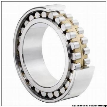 170 mm x 360 mm x 72 mm  NACHI NUP 334 cylindrical roller bearings