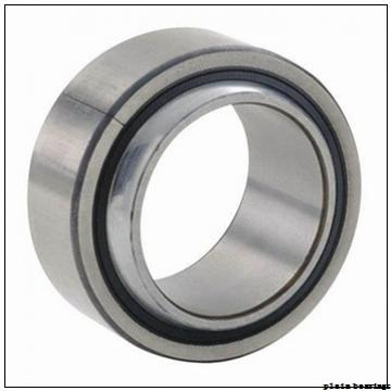 25 mm x 42 mm x 29 mm  FBJ GEEM25ES-2RS plain bearings