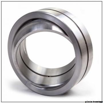 20 mm x 45 mm x 20 mm  NMB HRT20 plain bearings