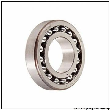 40 mm x 80 mm x 23 mm  ISO 2208 self aligning ball bearings