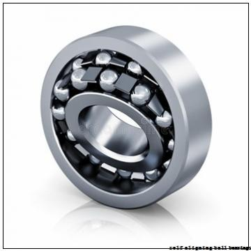 12 mm x 32 mm x 14 mm  ZEN 2201 self aligning ball bearings