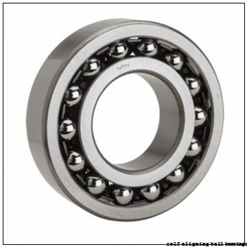30 mm x 62 mm x 16 mm  ZEN 1206 self aligning ball bearings
