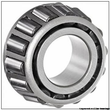 75 mm x 123,825 mm x 29 mm  Gamet 123075/123123XC tapered roller bearings