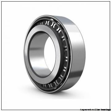 115 mm x 190,5 mm x 50 mm  Gamet 181115/181190XC tapered roller bearings