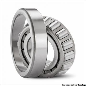 60 mm x 110 mm x 33 mm  Gamet 120060/120110 tapered roller bearings