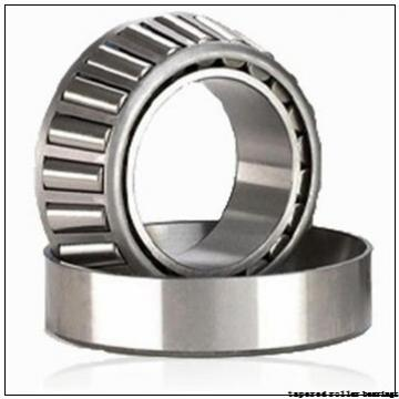 75 mm x 120 mm x 29 mm  Gamet 123075/123120C tapered roller bearings