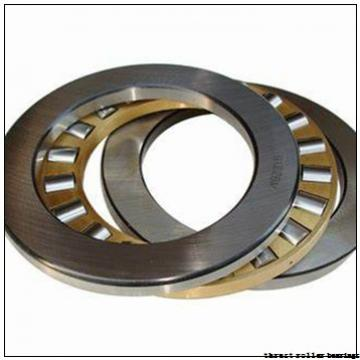 250 mm x 355 mm x 40 mm  IKO CRB 40070 thrust roller bearings