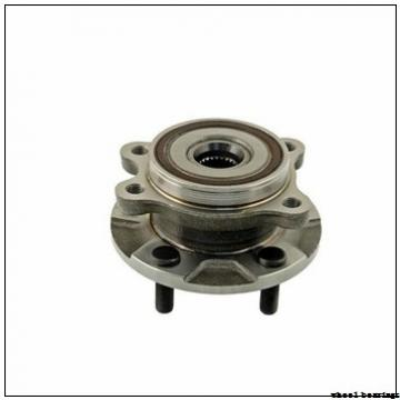 Toyana CX430 wheel bearings