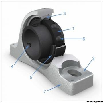 SNR EXF203 bearing units