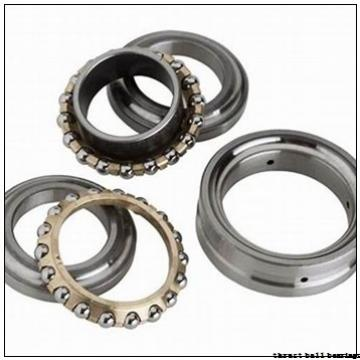NSK 51112 thrust ball bearings