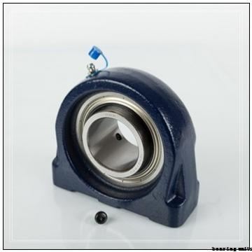 55 mm x 140 mm x 62 mm  ISO UKFL212 bearing units