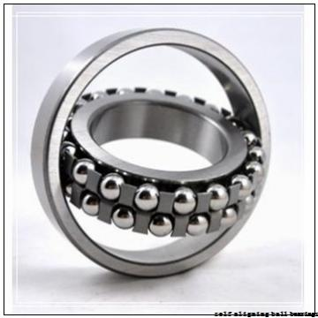 35 mm x 100 mm x 30 mm  SIGMA 1407 M self aligning ball bearings