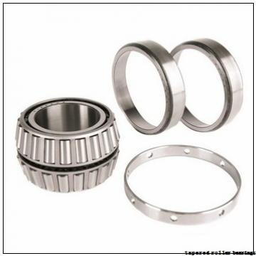 95 mm x 170 mm x 43 mm  SKF 32219J2 tapered roller bearings