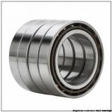 34 mm x 66 mm x 37 mm  Fersa F16020 angular contact ball bearings